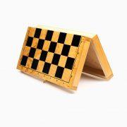 Дошка для шахів / шашок дерев'яна