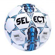 Мяч футбольний Select Numero 10 IMS NEW (305) №5 біло/синій