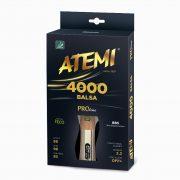 Ракетка для настольного тенниса  ATEMI 4000 Balsa ECO-Line