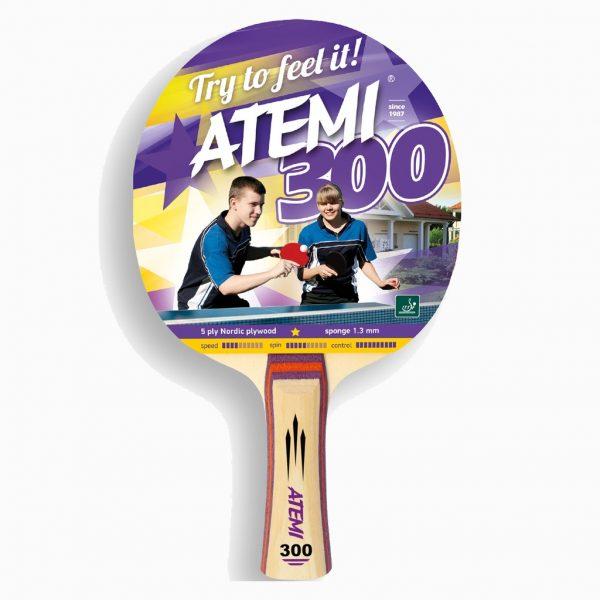 Ракетка для настільного тенісу ATEMI 300C *