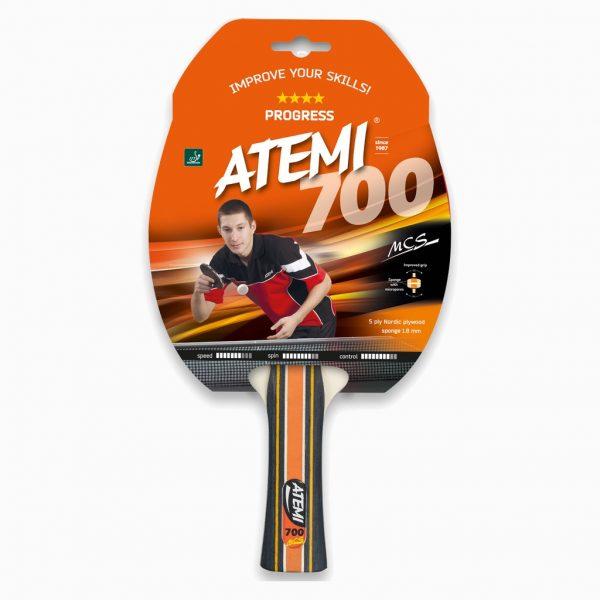 Ракетка для настільного тенісу ATEMI 700**** PROGRESS