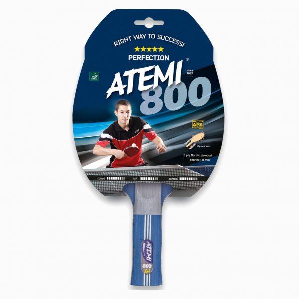 Ракетка для настільного тенісу ATEMI 800***** PERFECTION