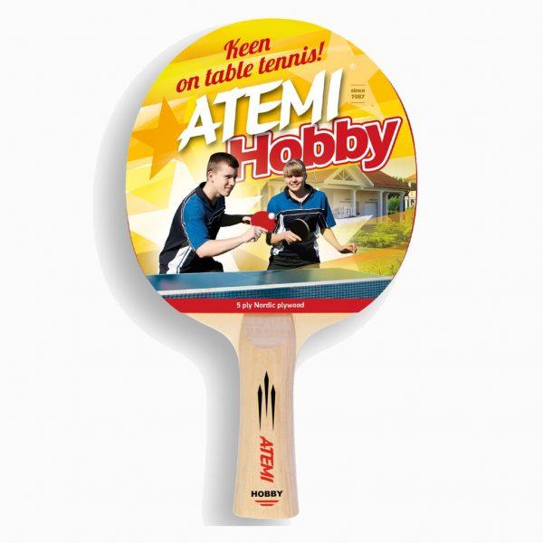 Ракетка для настільного тенісу ATEMI HOBBY