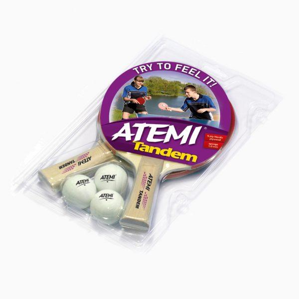 Набір настільного тенісу ATEMI TANDEM