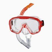 Набор для плавания BECO Set BAHIA (маска + трубка) 99006 + 12р.