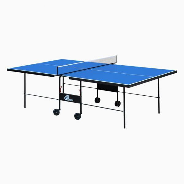 Стіл для настільного тенісу GSI-sport Athletic Premium Blue
