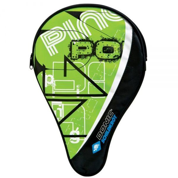 Чохол ракетки настільного тенісу DONIC Classic green