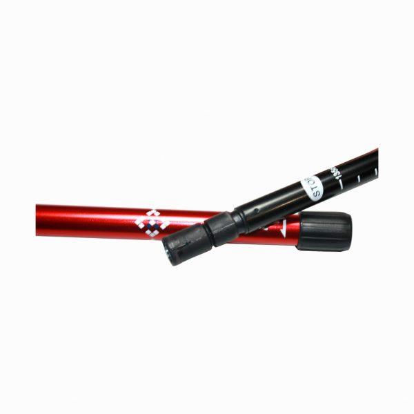 Палки для скандинавської ходьби RE:FLEX  NW 202 червоні