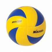 М'яч волейбольний Mikasa MVA200 FIVB Official New