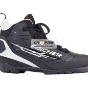 Ботинки лыжные FISCHER XC Sport Black