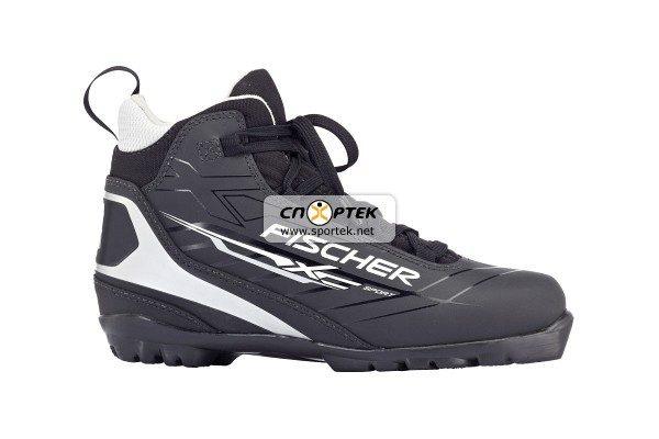 Черевики лижні FISCHER XC Sport Black