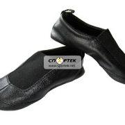 Чешки кожаные М-10 черные