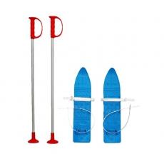 Набір лижний дитячий RE:FLEX 40 см (лижі з палицями)