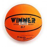 М'яч баскетбольний Winner ORANGE № 7