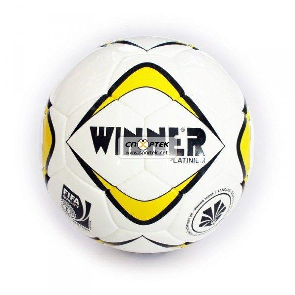 М'яч футбольний Winner PLATINIUM