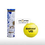 М'ячі для тенісу Babolat BALLS VS N2 x 4