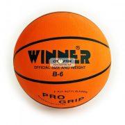 Мяч баскетбольный Winner ORANGE № 6