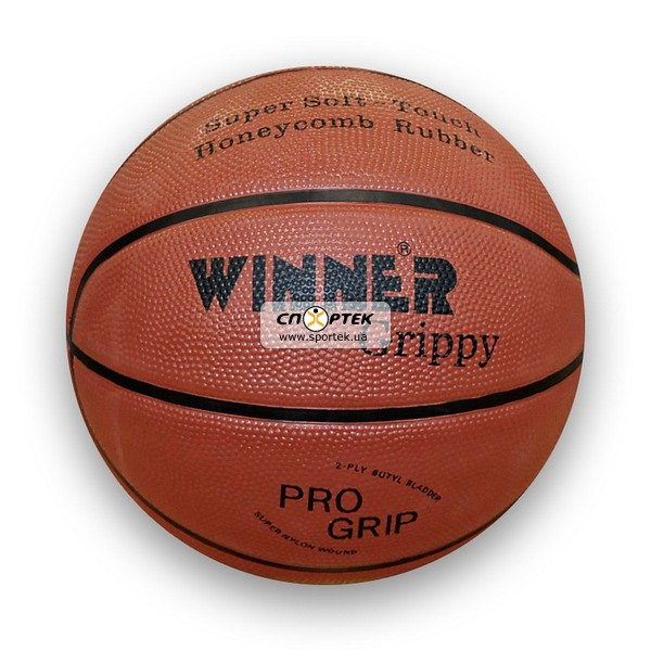 Мяч баскетбольный Winner GRIPPY № 7