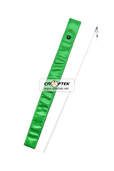 Паличка + стрічка для художньої гімнастики FIG 4 м