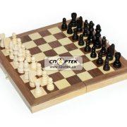 Шахи Піонер 14х29 (3 в 1) деревяні