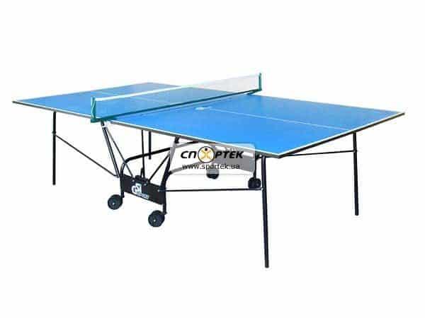 Стол для настольного тенниса GSI-sport Compact Light