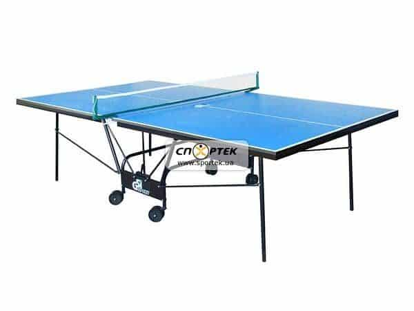 Стол для настольного тенниса GSI-sport Compact Strong
