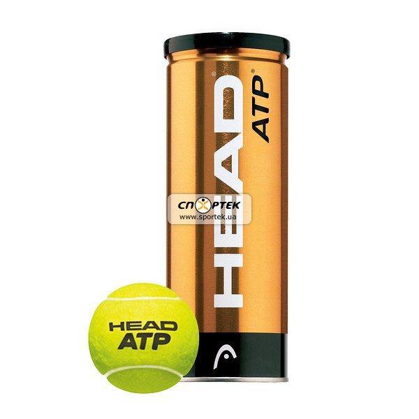 М'ячі для тенісу HEAD ATP met 3B